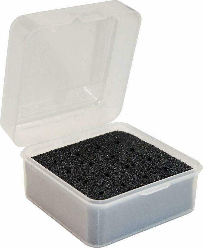 mtm case gard broadhead box clear