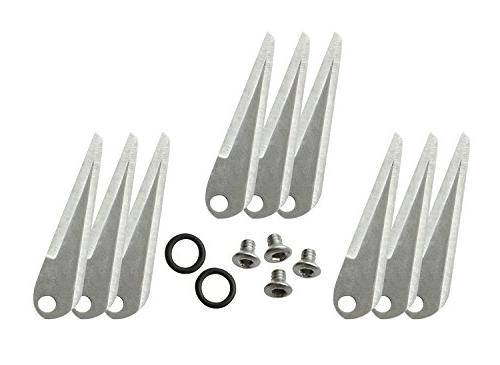 Ramcat 100 Grain Replacement Blades Small,