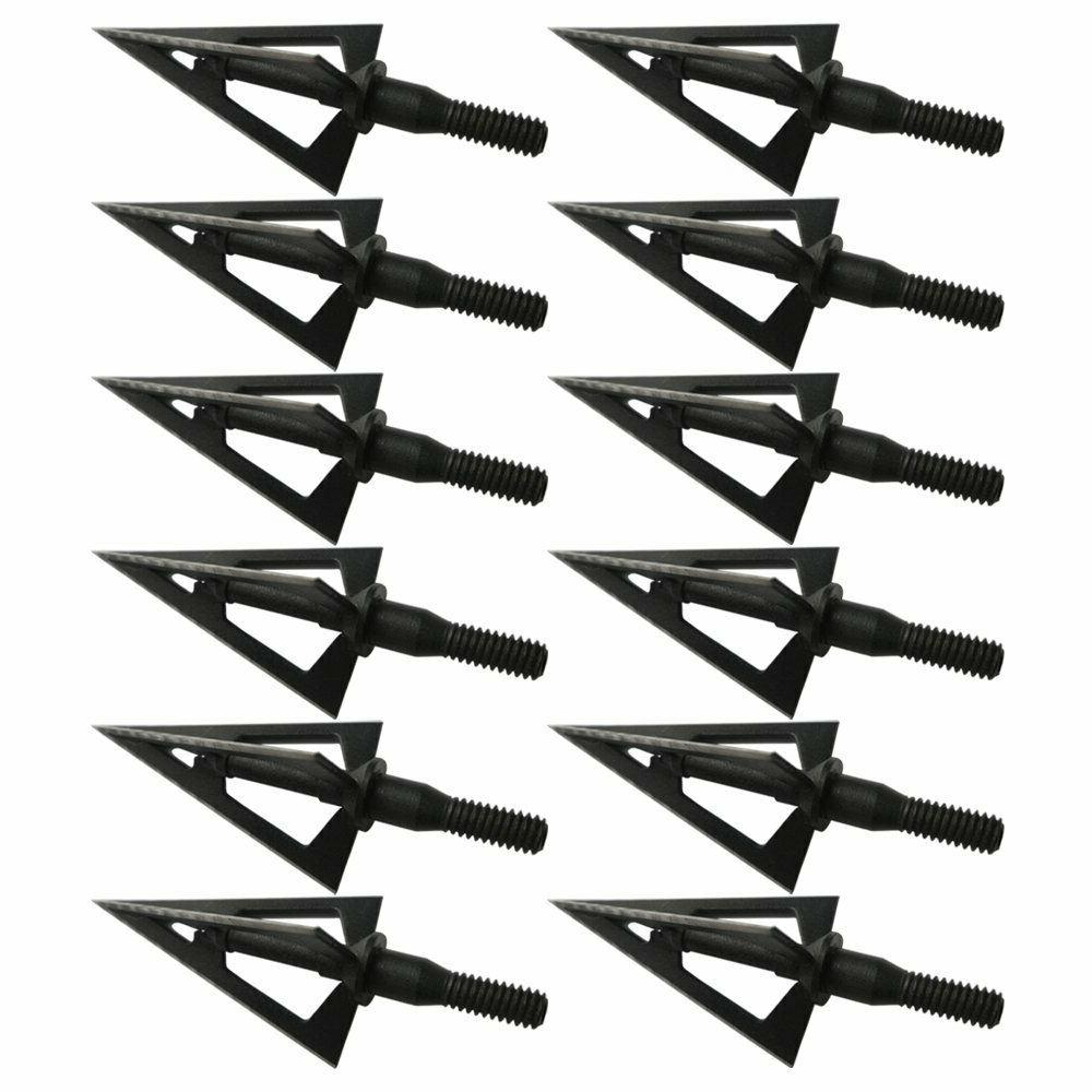 silver toxic raging broadheads rotation