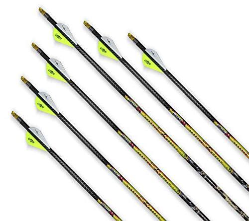 t1323 mayhem hunter fletched arrows