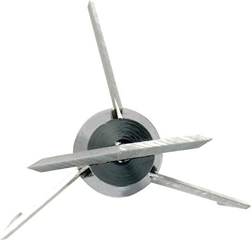 Carbon Express Torrid 3-Blade Crossbow Broadhead, 100 Grain Weight,