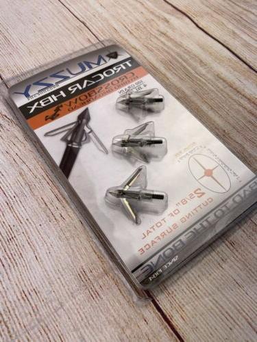 trocar hdx 100gr hybrid crossbow