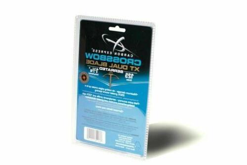 Carbon XT Blade Serrated -
