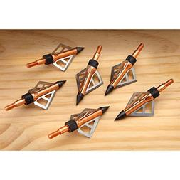 Allen Lightning XST Broadheads, 6 Pack