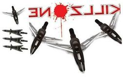 NAP Killzone Crossbow Broadhead 100 Grain 2 Inch Cutting Dia