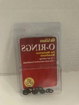 ~NEW~ Allen Replacement O-Rings For Mechanical Broadheads 12