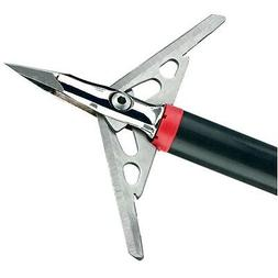 Rage Outdoors Hypodermic Crossbow Broadhead 125gr-2in Cut