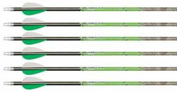 CARBON EXPRESS PILEDRIVER HUNTER 350 PREDATOR VANES 6-PACK