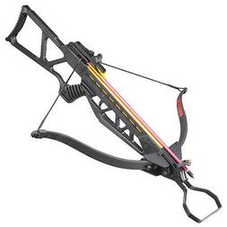 Portable Hunting 130lbs Foldable Crossbow