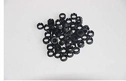 zzuus 100pcs High Performance Replacement Shock Collar O-Rin
