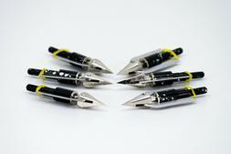 seeker mechanical broadheads pack of 6 usa