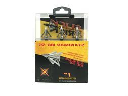 "Slick Trick Standard 100 SS 100 Grains 1"" Cutting Diameter B"