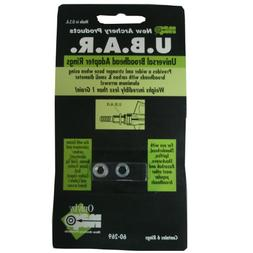 New Archery Products NAP Ubar 6 Count Blister Card