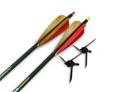 Bullhead Victory Arrows Kit, 100-Grain by Bullhead Denim Co